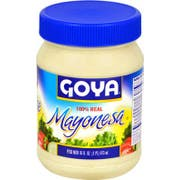 Goya Mayonnaise, 16 Ounce -- 12 per case.
