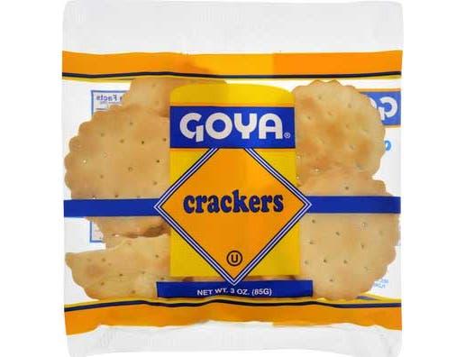 Goya Tropical Cracker - 3 ounce, 48 per case