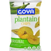 Goya Original Plantain Chips - Display, 5 Ounce -- 54 per case