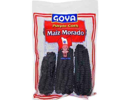 Goya Purple Corn - Maiz Morado, 15 Ounce -- 12 per case.