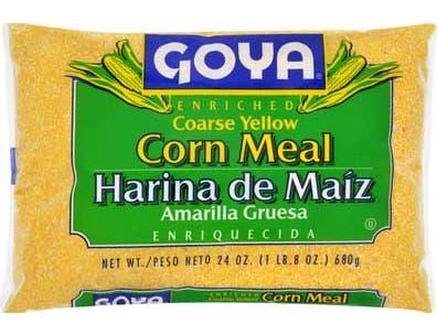 Goya Coarse Yellow Corn Meal, 24 Ounce -- 12 per case.