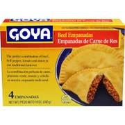 Goya Beef Empanadas, 10 Ounce -- 12 per case.