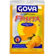 Goya Passion Fruit Pulp, 14 Ounce -- 12 per case.