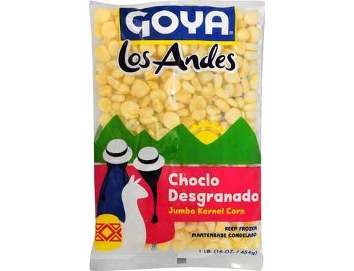Goya Desgranado Whole Kernel Corn, 16 Ounce -- 12 per case.