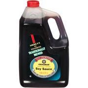 Kikkoman Soy Sauce, 1 Gallon -- 4 per case.