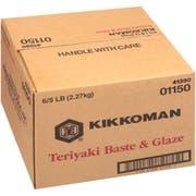 Kikkoman Teriyaki Baste and Glaze, 5 Pound -- 6 per case.