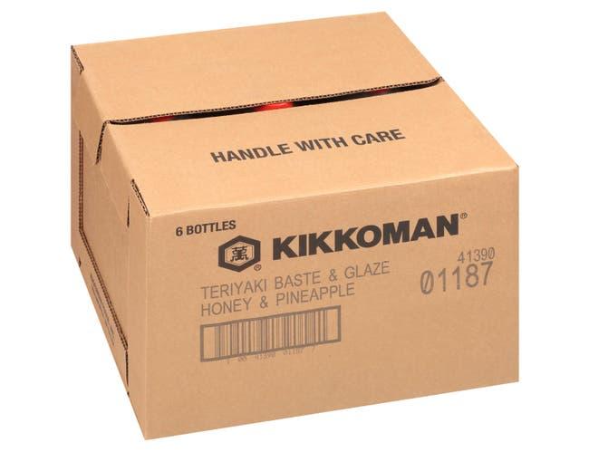 Kikkoman Teriyaki Baste and Glaze, 2.41 Kilogram -- 6 per case.