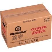 Kikkoman Red Label Oyster Sauce, 5 Pound -- 6 per case.