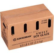 Kikkoman Sweet Soy Glaze, 5 Pound 6 Ounce -- 6 per case.