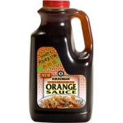 Kikkoman Preservative Free Orange Sauce, 5 Pound -- 4 per case.