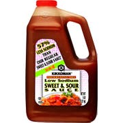 Kikkoman Low Sodium Sweet and Sour Sauce, 5 Pound -- 6 per case.