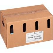 Kikkoman Preservative Free Poke Sauce, 2.4 Kilogram -- 6 per case.