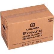 Kikkoman Ponzu Citrus Seasoned Dressing and Sauce, 2 Quart -- 6 per case.