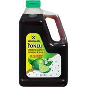 Kikkoman Ponzu Lime Sauce, 2 Quart -- 6 per case.