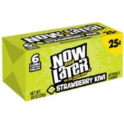 Now and Later Splits Soft Lemon Lime Chewy Candy, 0 93 Ounce -- 288