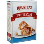 Continental Mills Krusteaz Waffle Cone Mix, 5 Pound -- 6 per case