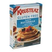 Krusteaz Gluten Free Pancake Mix, 16 Ounce -- 8 per case.