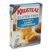 Krusteaz Gluten Free Cornbread Mix, 15 Ounce -- 8 per case.