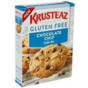 Krusteaz Gluten Free Chocolate Chip Cookie Mix, 18 Ounce -- 8 per case