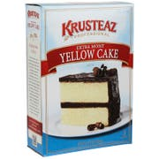 Continental Mills Krusteaz Yellow Cake Mix, 72 Ounce -- 6 per case