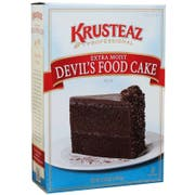 Continental Mills Krusteaz Devils Food Cake Mix, 72 Ounce -- 6 per case
