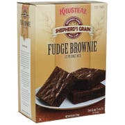 Continental Mills Krusteaz Deluxe Brownie Mix, 96 Ounce -- 6 per case