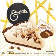 Edwards Reeses Peanut Butter Cups Cream Pie, 23.5 Ounce -- 6 per case.