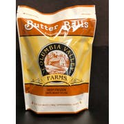 Columbia Valley Salted Butter Ball, 3 Pound -- 3 per case.