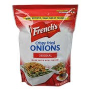 Frenchs French Fried Onion - 24 oz. package, 6 per case