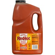 Frank's Red Hot Ready To Use Buffalo Wing Sauce, 1 Gallon -- 4 per case