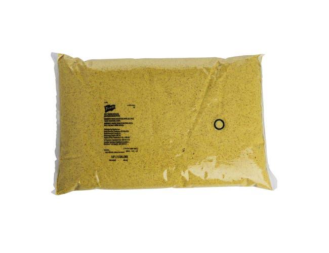Frenchs Spicy Brown Brine Mustard, 1.5 Gallon -- 2 per case.