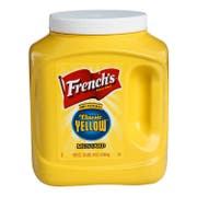 Frenchs Yellow Mustard, 105 Ounce -- 4 per case.