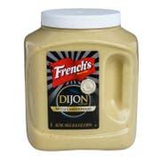 Frenchs Dijon Mustard, 105 Ounce -- 2 per case.