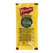 Frenchs Classic Yellow Mustard, 7 Gram Packet -- 1 each.