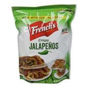 Frenchs Crispy Jalapenos, 20 Ounce -- 6 per case.