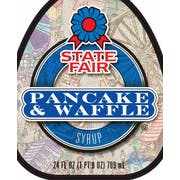Carriage House Pancake Waffle Syrup, 24 Ounce -- 12 per case.