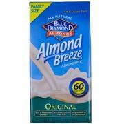 Blue Diamond Original Almond Milk, 64 Ounce -- 8 per case