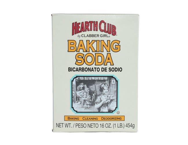 Clabber Girl Hearth Club Baking Soda, 1 Pound -- 24 per case.