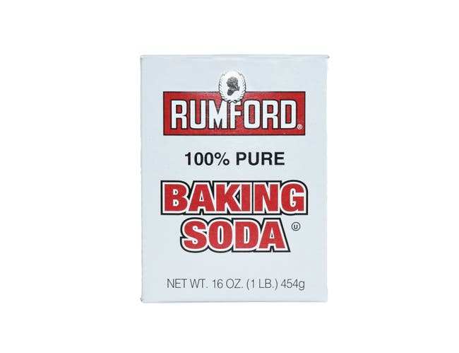 Rumford 100 Percent Pure Baking Soda -- 24 per case.