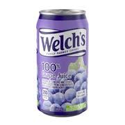Welch's 100 Percent Grape Juice, 11.5 Ounce -- 24 per case