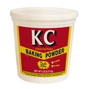 KC Gluten Free Baking Powder, 5 Pound -- 6 per case.