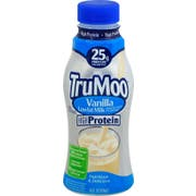 Trumoo Vanilla Ultra Pasteurized Low Fat High Protein Milk, 14 Fluid Ounce -- 12 per case.