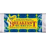 Amys Breakfast Burrito, 6 Ounce -- 12 per case.