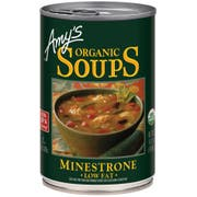 Amys Organic Minestrone Soup, 14.1 Ounce -- 12 per case.