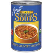 Amys Organic Hearty French Country Vegetable Soup, 14.4 Ounce -- 12 per case.