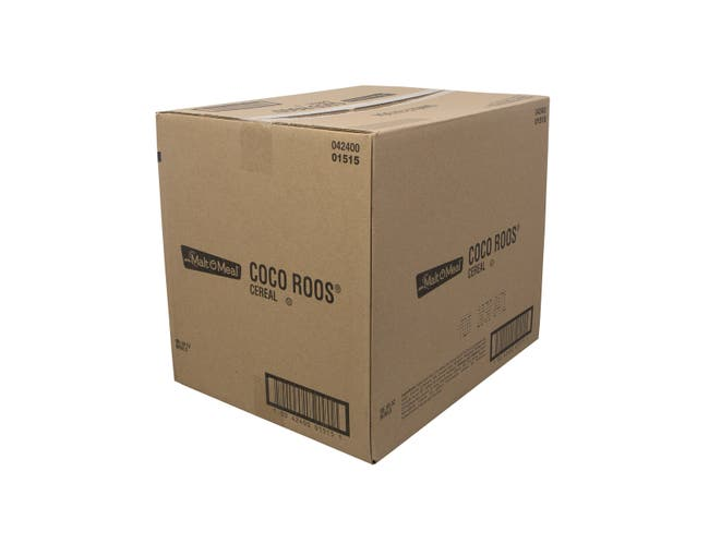 Malt-O-Meal Coco-Roos Cereal, Single Serve Bowl, 0.875 Ounce -- 96 per case.
