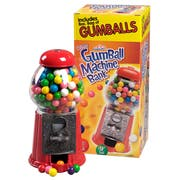 Ford Gum 8 Ounce Petite Gumball Machine Bank, 2.5 Pound -- 6 per case.