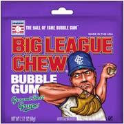 Big League Chew Grape Bubblegum, 2.12 Ounce - 12 per pack -- 9 packs per case.