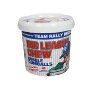 Big League Chew Original Bubble Gumballs, 14.1 Ounce - 80 per pack -- 12 packs per case.