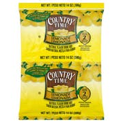 Country Time Lemonade Powdered Drink Mix Pouch, 14 ounce -- 15 per case